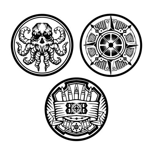 Challenge Coin Designs