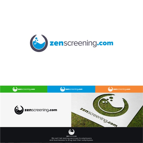 Logo for ZenScreening.com
