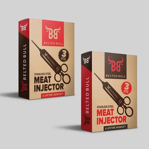Bold product box