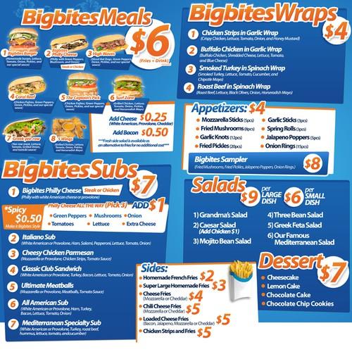 Bigbites Flyer