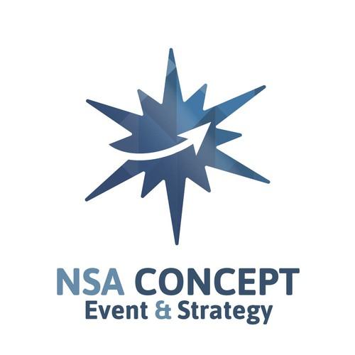 Logo concept for NSA