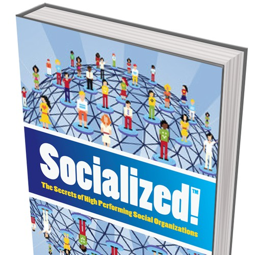 Help Socialized! with a new design