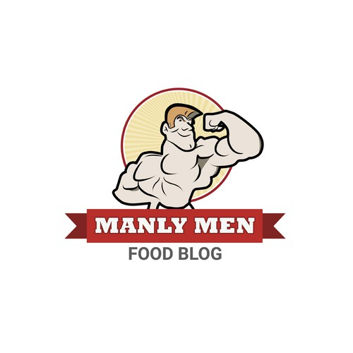 Logo for Food Blog