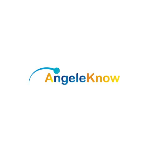 An eye-catching witty logo showcasing Los Angeles at it'sfinest...AngeleKnow