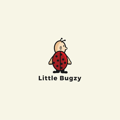 Logo concept for Little Bugzy.