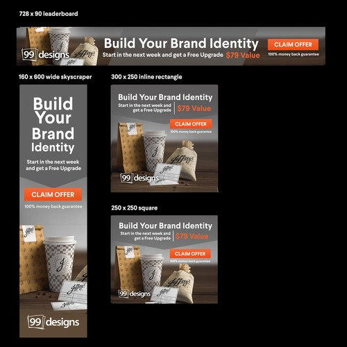 99Designs Build Your Identity