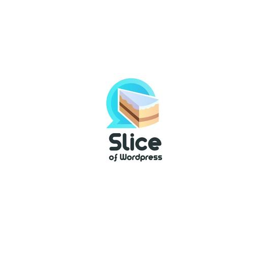 slice of wordpress