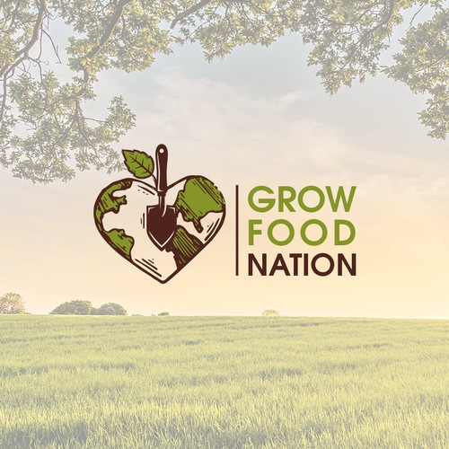 Grow Food Nation Logo