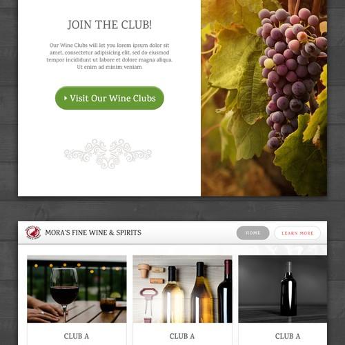 Wine Club iPad App