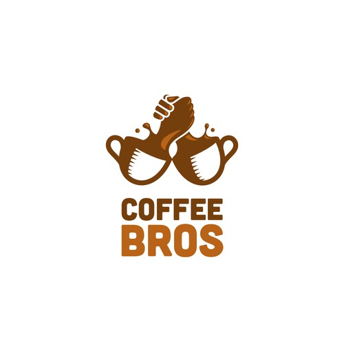 Logo for future world's most famous Coffee YouTube channel