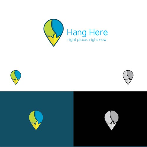 Logo Design for HangHere