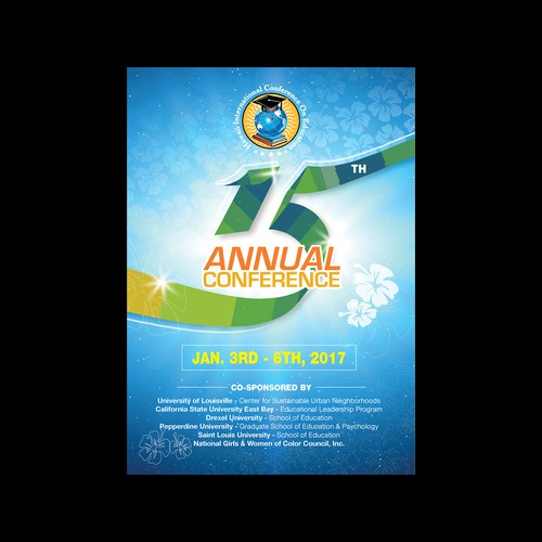 15 Annual Conference Flyer