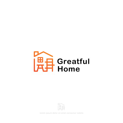 Logo for Greatful Home