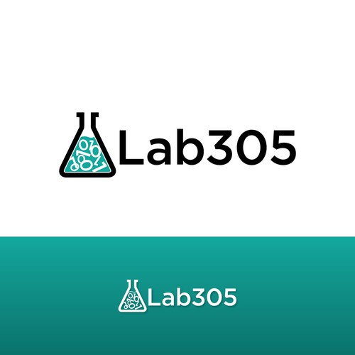 Create the next logo for Lab305, LLC