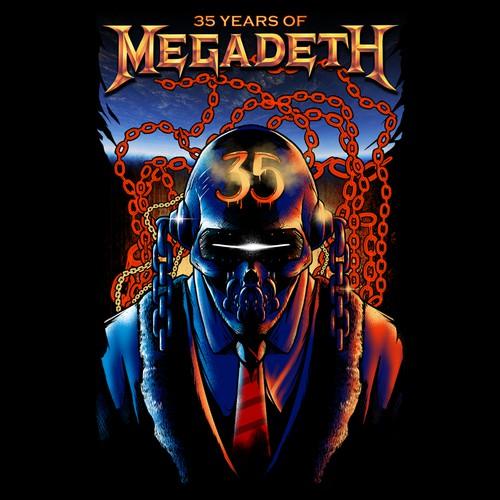 Megadeath 35th Anniversary
