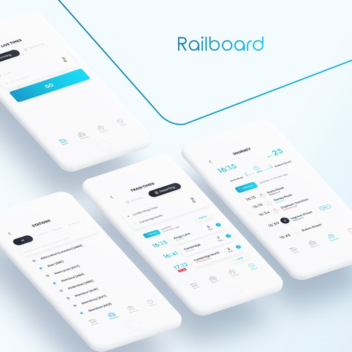 Railways app