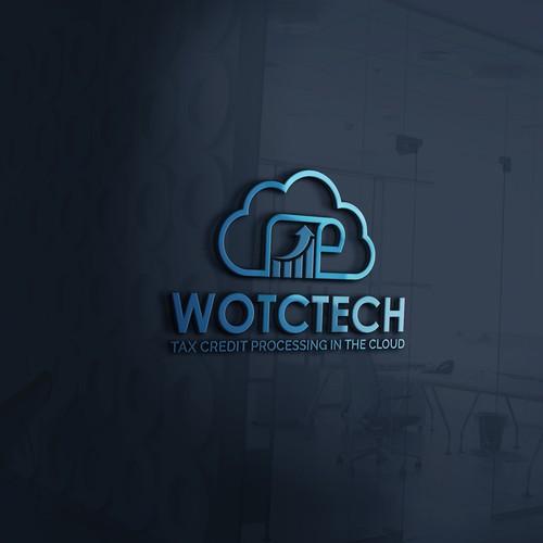 Bold Logo Concept for WOTOTECH