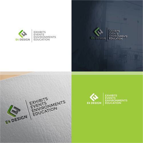 Bold, new and creative logo for trade show company