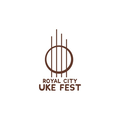 logo royal city uke fest