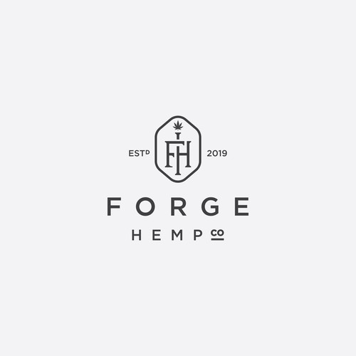 Logo for our Hemp CBD products