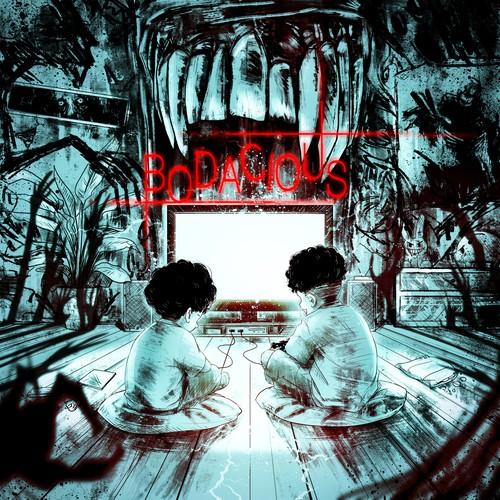 BODACIOUS - cover album