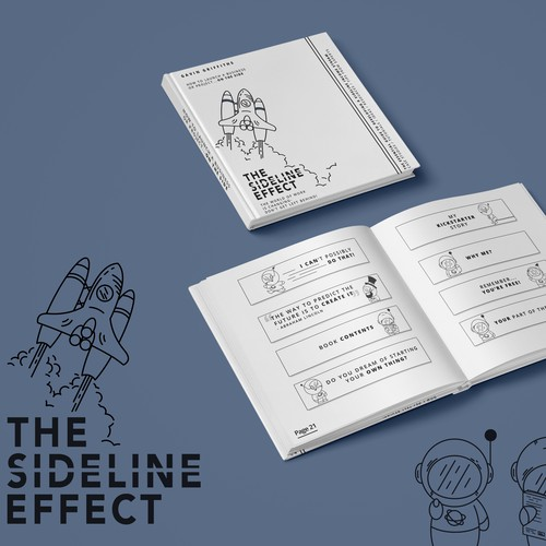 Brand, Cover and Character Design