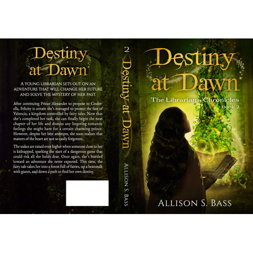 Destiny at Dawn – Book 2 in The Librarian's Chronicles series