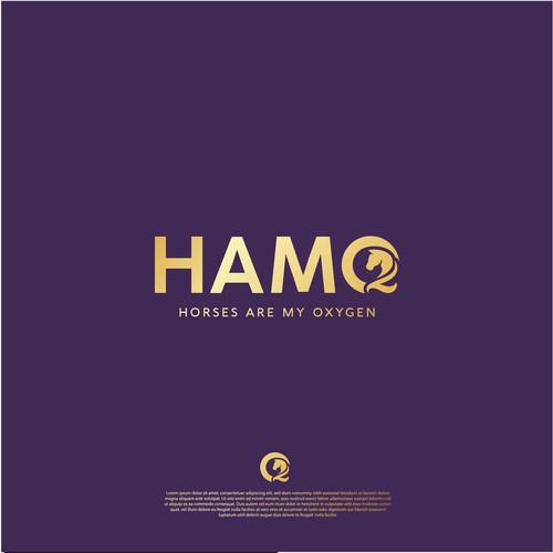 "Logo concept for ""Hamo"""