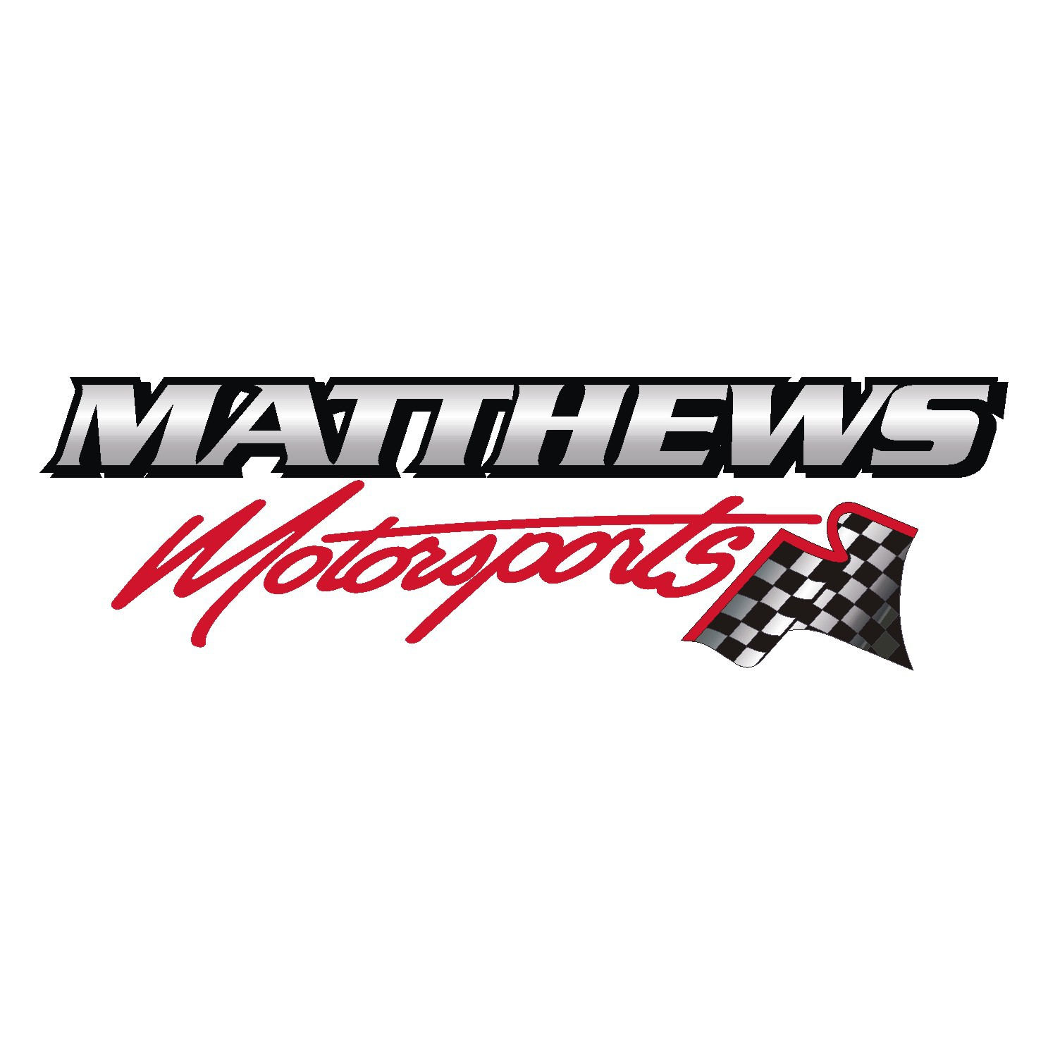 Create the next logo for Matthews Motorsports