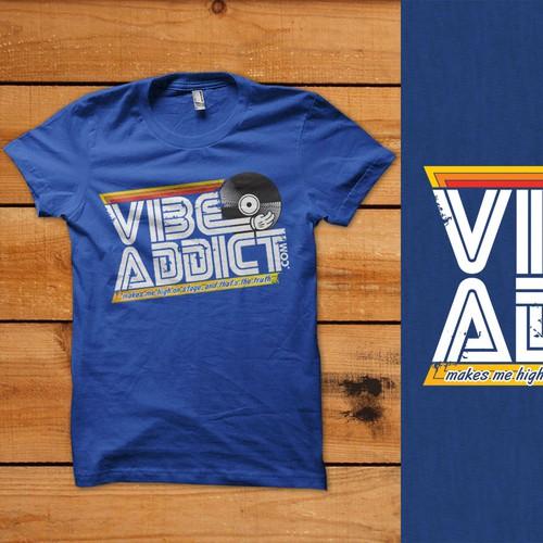 Music Themed T-shirt Design