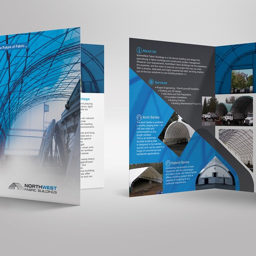 Four Page Brochure