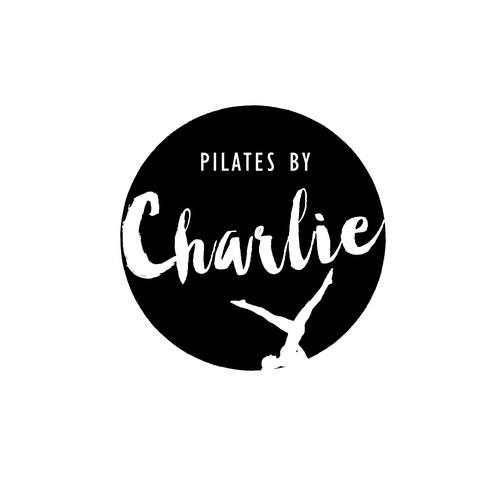 Logo for a Pilates teacher