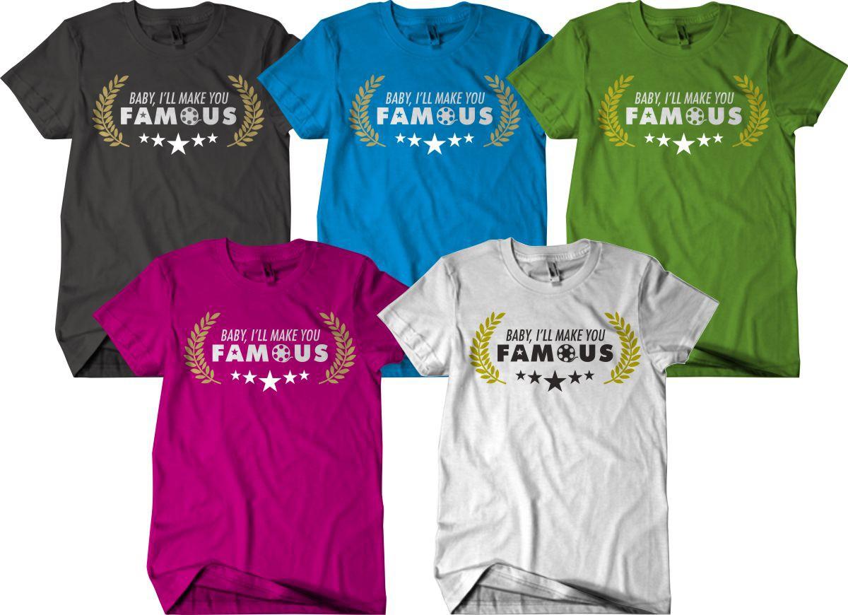 Create the next t-shirt design for GotCast.com