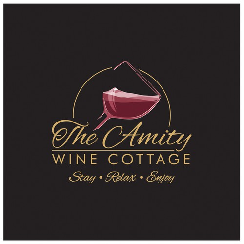 "The Amity Wine Cottage Inn - a destination to ""Stay, Relax and Enjoy"" in Wine Country"