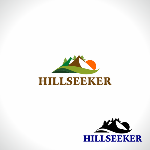 HILLSEEKER needs a new logo