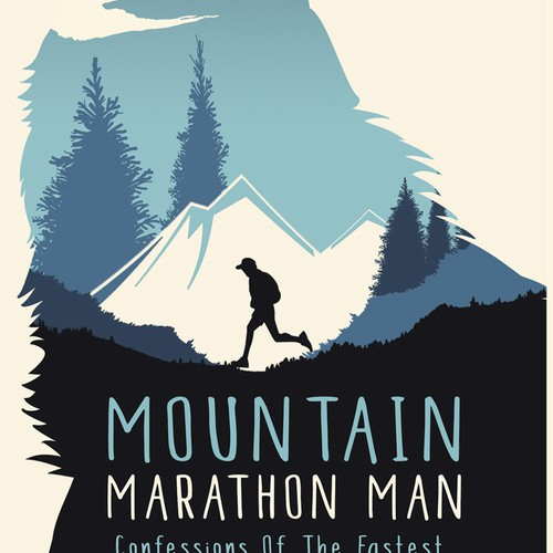 Mountain marathon man