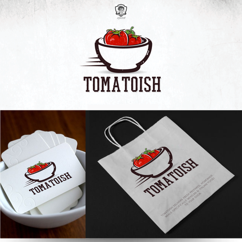 Tomatoish Logo Design