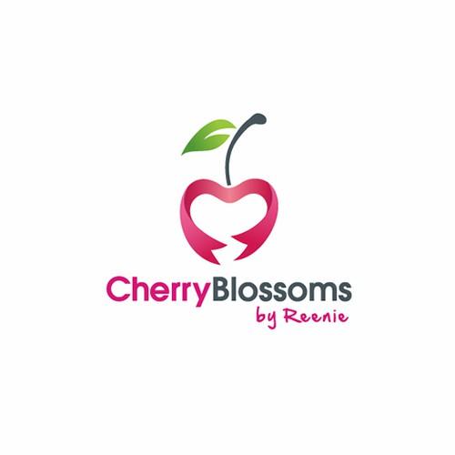 Logo Design for CherryBlossoms