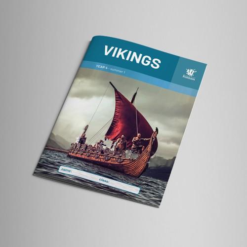 Cool design for School Booklet