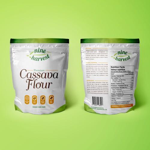 Premium Cassava Flour
