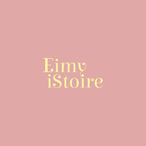 Beautiful logo concept for Eimy iStoire