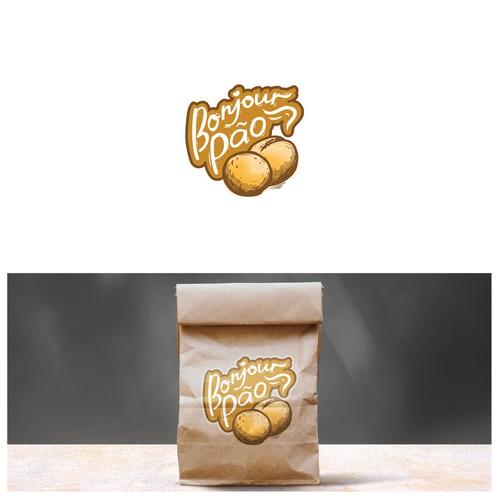 Design a logo for an bakery