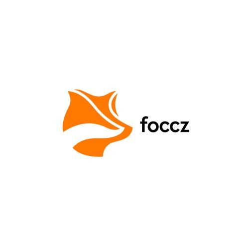 Minimalistic icon for Foccz.