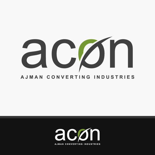 Ajman Converting Industries (ACON) needs a new logo