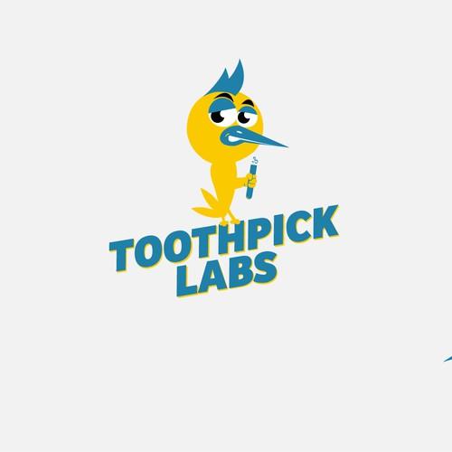 Logo concept for a dental lab.