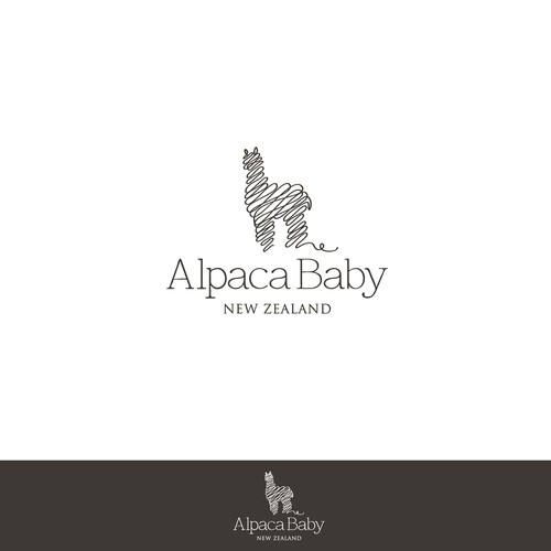 Logo for Alpaca Baby Products
