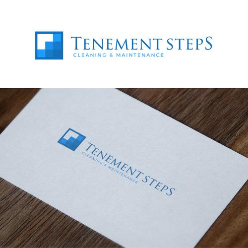Tenement Steps Logo