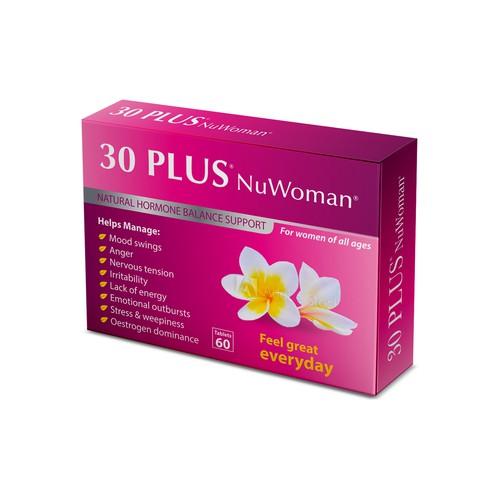 Mockup 30 Plus NuWoman