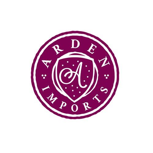 Old World logo for Wine Shop