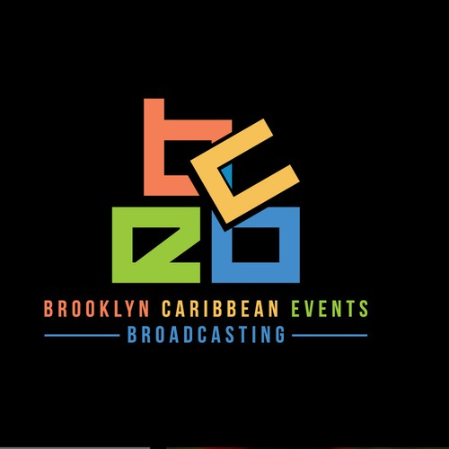 Logo for Event video production and Broadcasting to a Caribbean Market